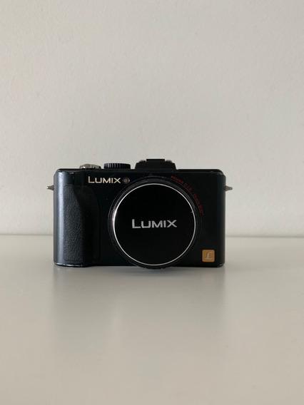 Câmera Fotográfica Panasonic Lumix Lx5