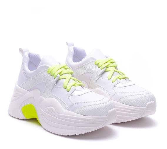 Zapatillas Plataforma Mujer Sneakers Moda Verano Invierno 2020 Heben Calzados