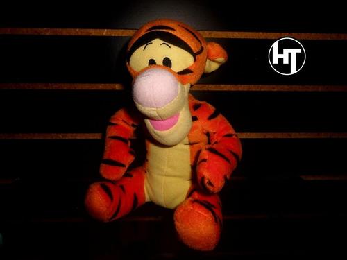 Disney, Winnie The Pooh, Tiger, Peluche, Mattel, 10 Pulgadas