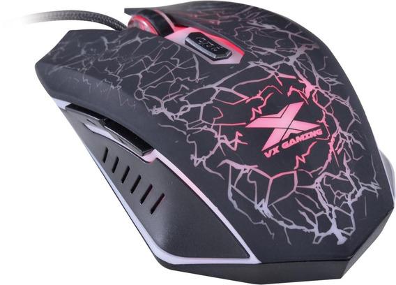 Mouse Gamer Óptico Top Vx Gaming Tarantula 2400 Dpi - Csgo