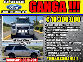 Ford 4x4 Expedition Limited 2010 - Ganga !!!