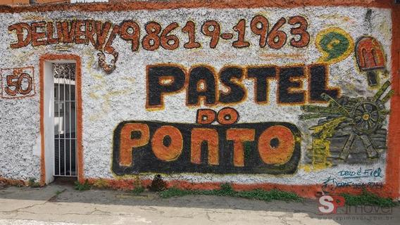 Ponto Comercial Para Venda Por R$122.200,00 - Vila Assunção, Santo André / Sp - Bdi17596