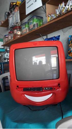 Tv Carros Pixar 14 Polegadas