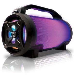 Parlante Noga Boombox Bt Speaker Inalámbrico Wireless