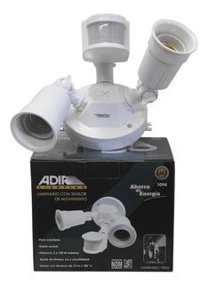 Lámpara Con Sensor De Movimiento Adir 1094