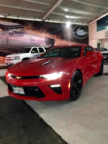 Imagen 1 de 12 de Chevrolet Camaro 2017 6.2 Ss At