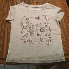 Remera Aeropostale Crop Top Can´t We All