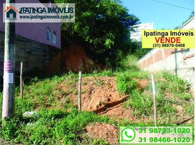 Terreno Para Venda, 600.0 M2, Esperança - Ipatinga - 623
