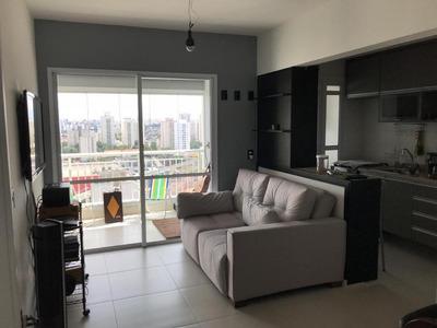 Apartamento Em Campo Belo, São Paulo/sp De 47m² 1 Quartos À Venda Por R$ 585.000,00 - Ap191357
