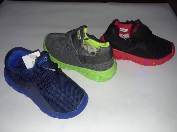 Zapatos De Luces De Niños