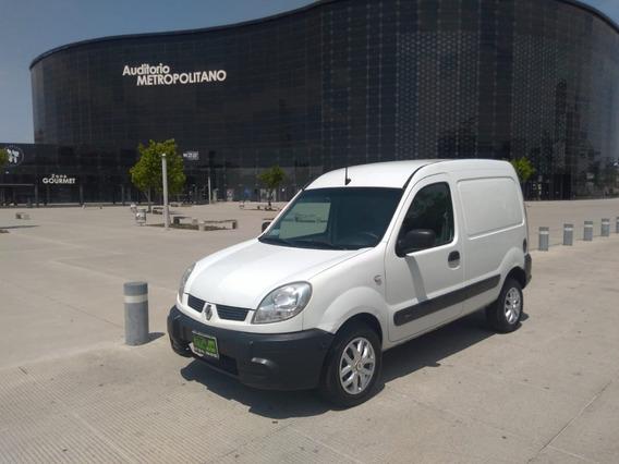 Renault Kangoo 1.6 Express Aa Mt Modelo 2014