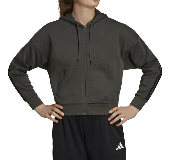 Campera adidas Training W Must Haves Mujer Mi/ng