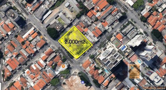 Terreno A Venda No Bairro Bosque Da Saúde Em São Paulo - - Vpar25-1