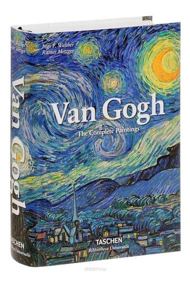 Van Gogh The Complete Paintings Obra Pintura + Frete Grátis