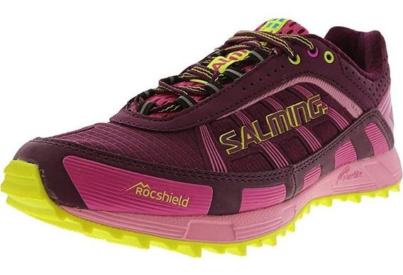 Zapatillas Salming Trail T3 Running Mujer