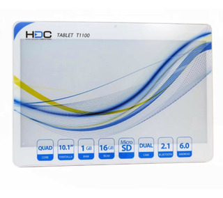 Tablet Hdc T1100