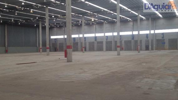 Centro De Distribuição De 10.939,40 M² De Área Construída E 86.564,56 M² De Patio - Dg1486