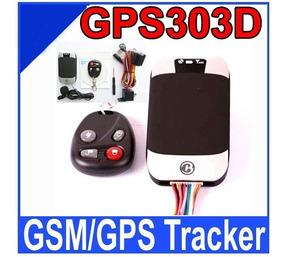 Rastreador Gps/bloqueador/alarme Tk-303 Moto Carro Caminhão