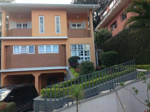 Casa Residencial À Venda, Pinus Park, Cotia - Ca1548. - Ca1548