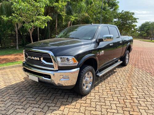 Dodge Ram 2018/2018 Na Garantia Ate Agosto/2021