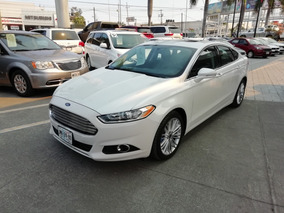Ford Fusion 2.0 Se Luxury Plus 2016 At