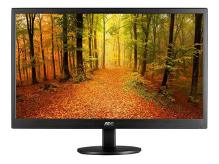 Monitor Led Aoc E2070swn Resolucion 1600 X 900