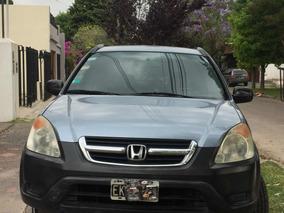 Honda Cr-v Lx At 2004