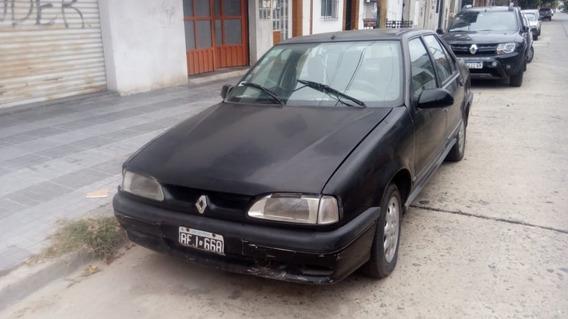Renault 19 - Sedan 4 Puertas - Rt Tric Abc - Equipo Gnc