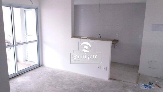 Apartamento Com 3 Dormitórios À Venda, 73 M² Por R$ 424.970,00 - Parque Das Nações - Santo André/sp - Ap13405