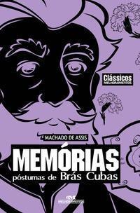 Imagem 1 de 1 de Memórias Póstumas De Brás Cubas