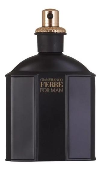 Perfume Gianfranco Ferre Homme Masculino 125ml Edt S/ Caixa