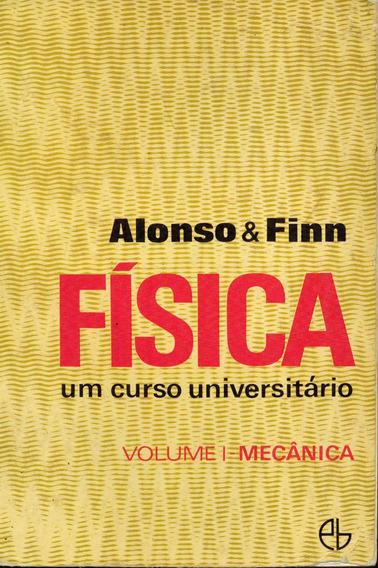 Livro Física Um Curso Universitário Volume 1 Mecânica