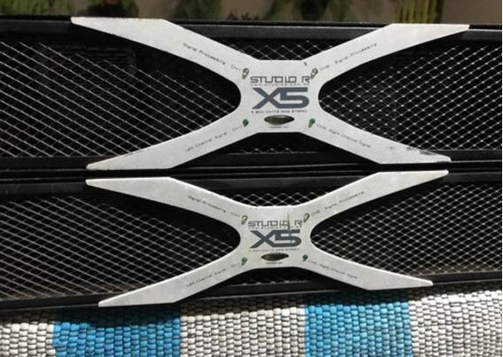 Amplificador Studio R X5,envio Por Minha Conta,via Pac.