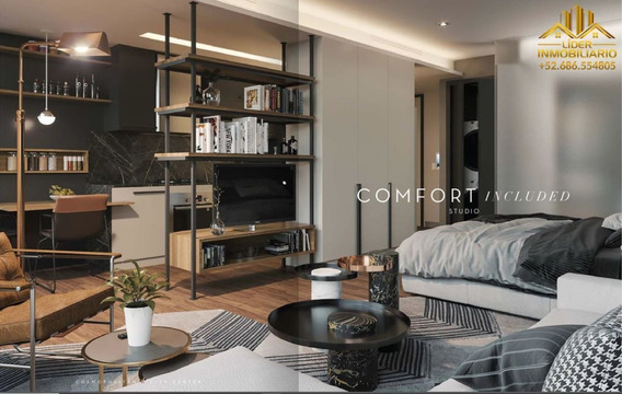 Residencia Exclusiva En Torre Cosmopolitan City Center , Modelo Niza Estudio