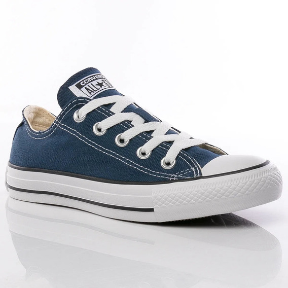 Zapatillas Converse Chuck Taylor All Star Ox Azul Unisex
