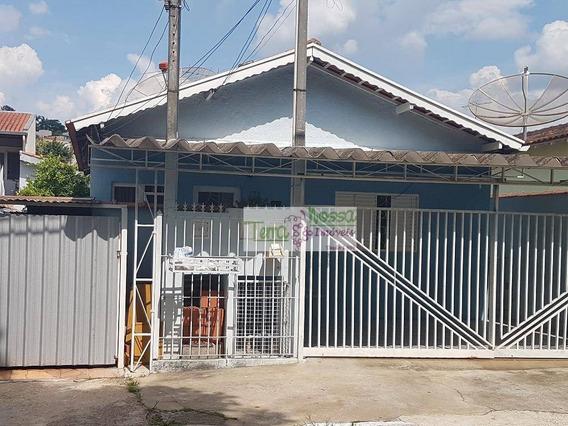 Casa Na Vila Santana, Vinhedo. - Ca0935