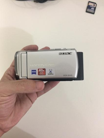 Handycam Sony Dcr-sx43