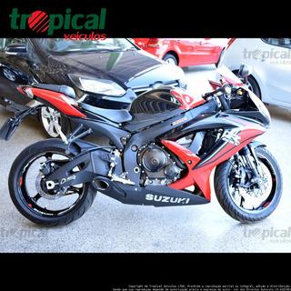Suzuki Gsx R750 Esportiva 750