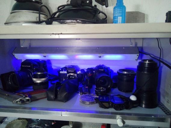 Desumidificador Anti Fungos Para Lentes Nikon Canon