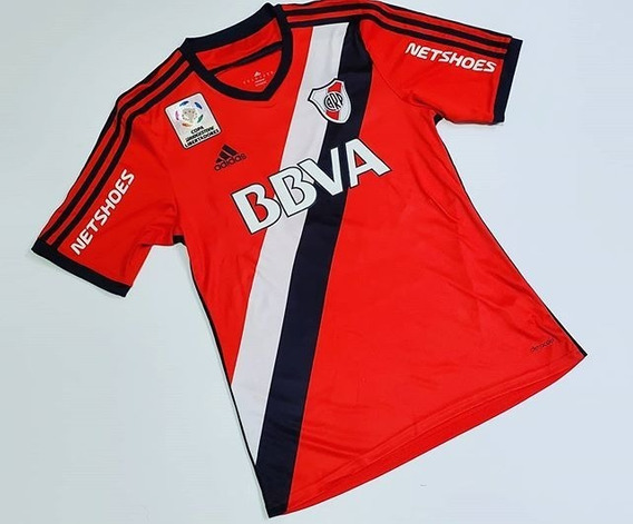 Camiseta River Plate Alternativa 2015 Parche Libertadores
