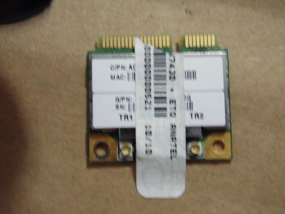 Placa Wireless Wifi Notebook Itautec W7430