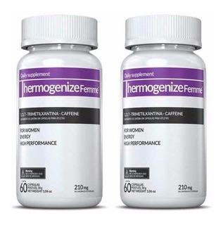 Thermogenize Femme - Inove Nutrition - 2x 60 Capsulas