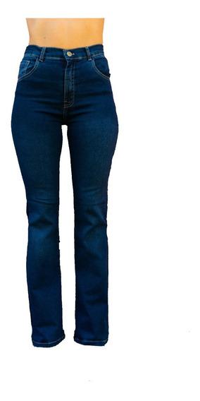 Pantalon Jeans Recto Semi Oxford Palace Para Mujer