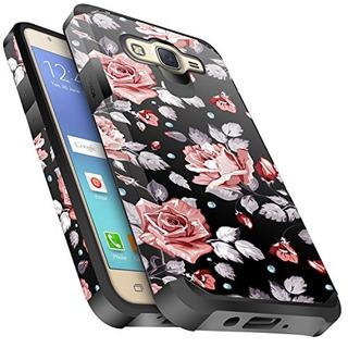 Galaxy Core Prime Case Miss Arts Slim Antiscratch Kit Con Pr