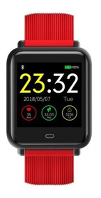Relógio Inteligente Smartwatch Medidor De Pressão Ip68