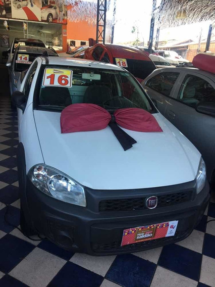 Fiat Strada 1.4 Working Flex 2p 2017