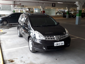 Nissan Livina 1.8 Sl Flex Aut. 5p 2011