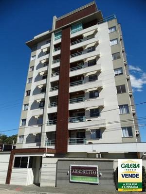 Apartamento No Santo Antônio Com 2 Quartos Para Venda, 79 M² - 9517