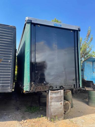 Bau Sider 7,50m X 2,90 Alt Chapeado Truck