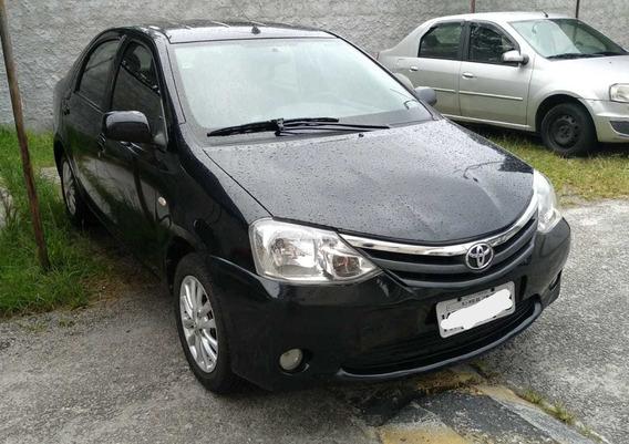 Toyota Etios Xls 2013 Completo Único Dono / Ipva 2019 Pago